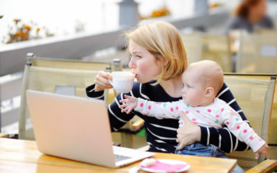Why email is a mommy blogger's best friend: How to use it to save time, build credibility and sales