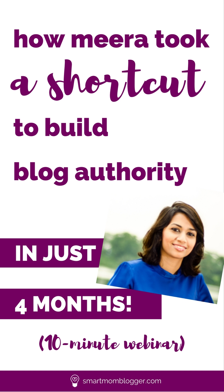 Want a SHORTCUT to a POPULAR BLOG in your niche? Guest posting is not dead. See how Meera became an expert and built blog authority in just 4 months on a brand new blog.